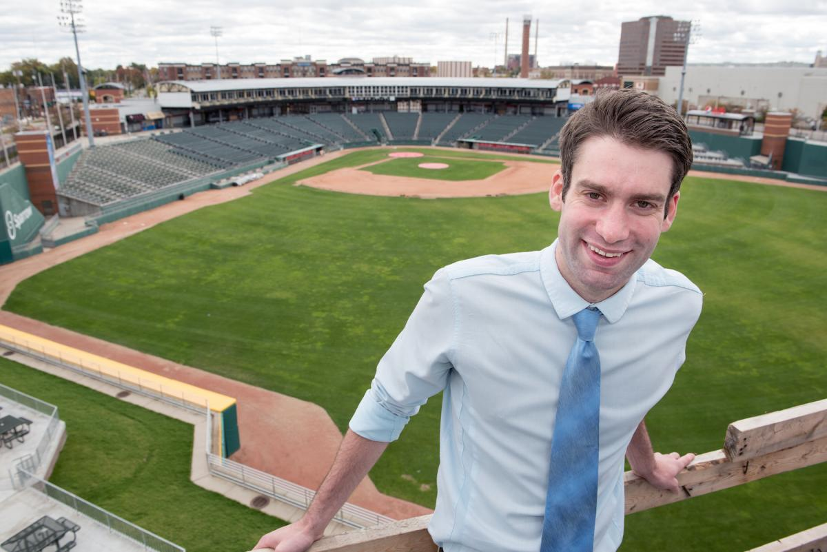 John Bean, Property Manager at The Outfield